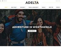 Paperio - Wordpress Blog Theme - Adelta