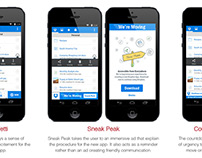 Mock brief: digital mobile advertisement designs