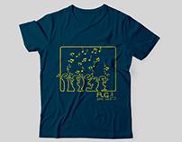 Sérigraphie T-shirt