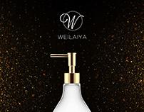 Weilaiya Product shoot and layout