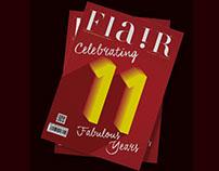 Flair Magazine, The Anniversary Issue