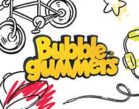 Bubble Gummers :: Converse