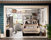 Leroy Merlin Garage