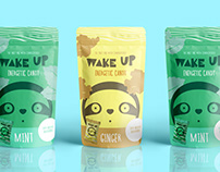 Wake Up - Energetic Candy