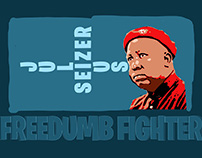 Everything for FREE - EFF's Malema
