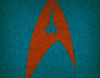Star Trek Punto de Cruz.