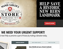 Save Mamie Sadler's Store