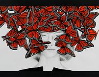 Alexander McQueen's Butterflies