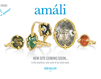 Amali Jewelry Coming Soon Page