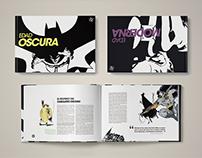 Diseño Editorial: Edades de DC Comics