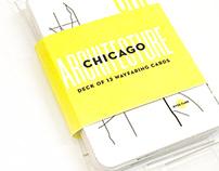 Chicago Architecture Wayfaring Deck