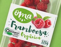 Oma Orgânicos | Brand & Packaging