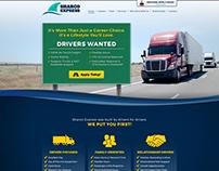 Trucking Company - Design Concept