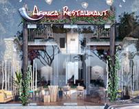 Africa restaurant design
