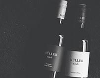 Weingut Müller - Branding