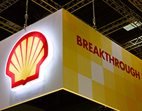 Shell IPTC 2014 — Exhibition Design