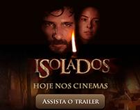 Isolados - O Filme - Online Ads HTML5 (2014)