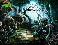 Alice in Wonderland - Once Upon a Zombie