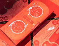 2019豬年聯名紅包袋│Jo Wu X理式設計