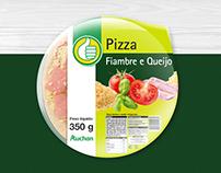 Pizzas Polegar - Auchan