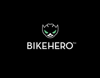 Bike Hero website & logo