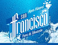 Agua Mineral San Francisco