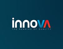 Logo design for Innova - Air Conditioning Company