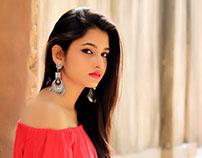 Palak Khanna Fashion Blogger Shoot for Zerokaata