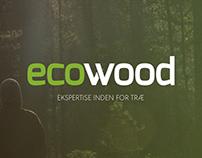Ecowood Branding