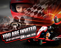 Invitation Card (Kareem Minawi)