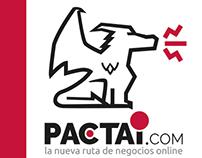 Pactai - Branding