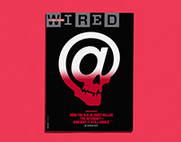 WIRED Magazine 2013 Redesign