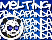 Melting Panda