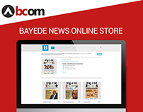 Bayede News Online Store