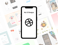 My UI Designs