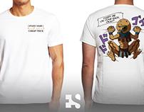 Jojo T-shirt design: Cheap Trick