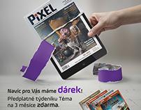 Digiport print advert
