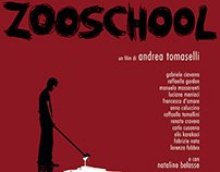 adv | poster for Zooschool - the movie