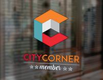 Brand City Corner - Logo Design