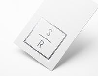 SIMONA RUSCITTO: studio logotipo, immagine coordinata