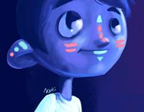 Blue Kid