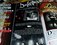 Dark Ages Teumman Pt. 2 Promo on Rock Hard Italia