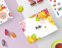 """""""Life is sweet"""" macarons"""