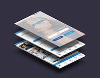 Biteon dental mobile app design