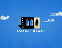 Faliro House - LOGO animation