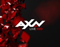 AXN 2015 - Global Rebrand