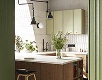 CGI-kitchen