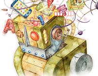 Various robot 4