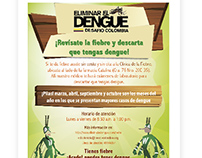 Campaña Eliminar el Dengue