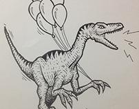 Dino V Tattoo